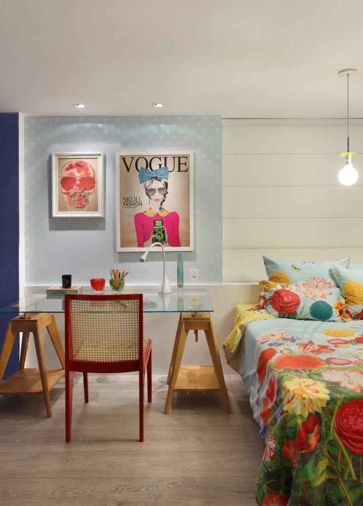 Detalhes, cores tornam o espaço ainda mais charmoso! ❥Hobby&Decor | Instagram.com/hobbydecor | #decor