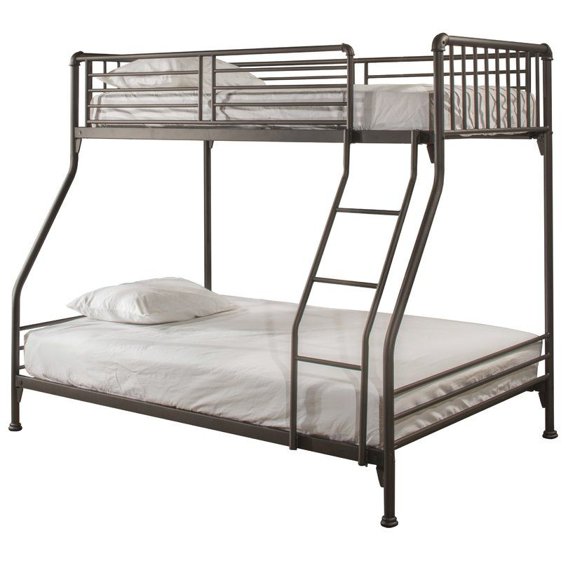 Wanger Twin Full Bunk Bed Bunk Beds Twin Full Bunk Bed