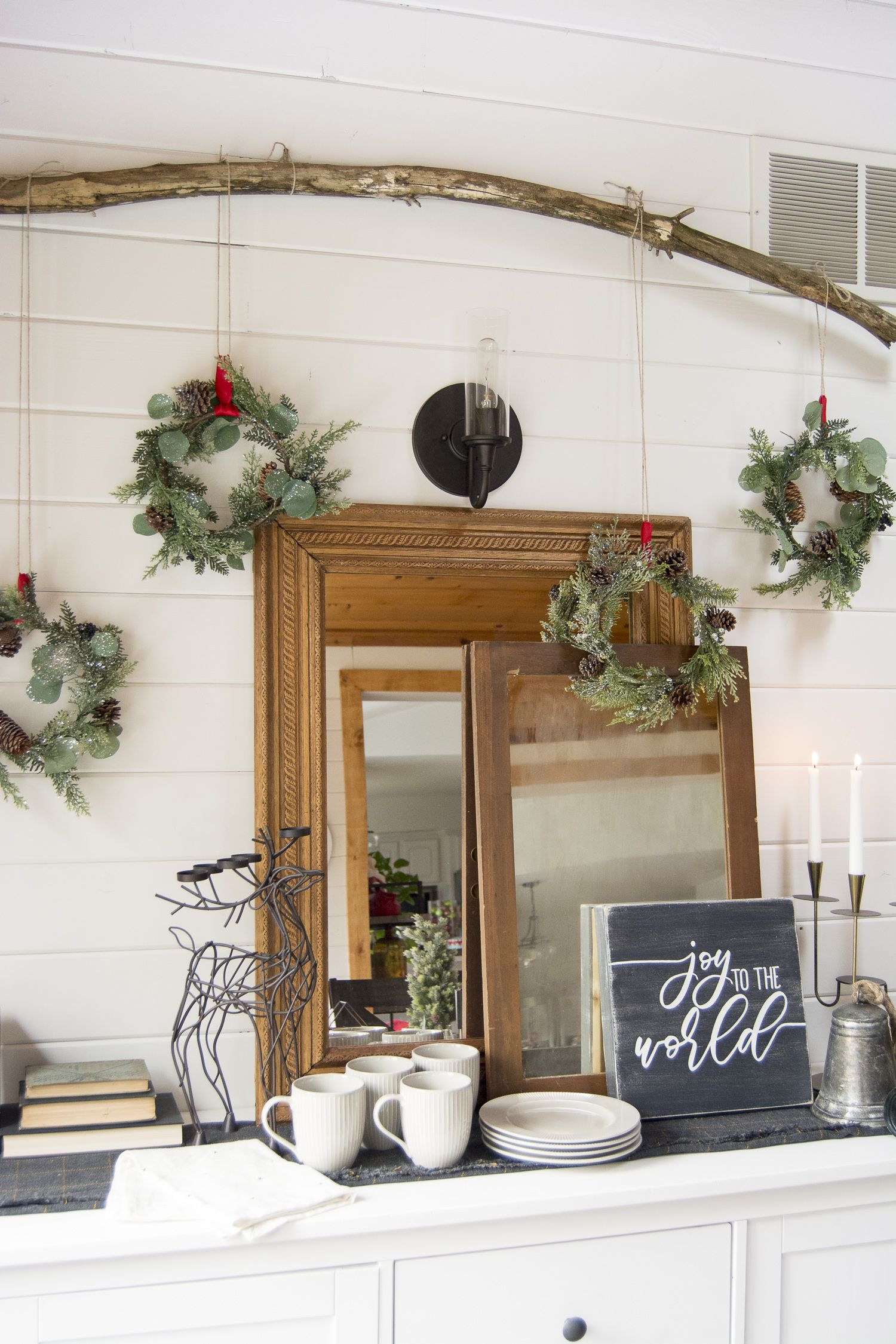 Vintage Christmas Decorations Grace In My Space Blog
