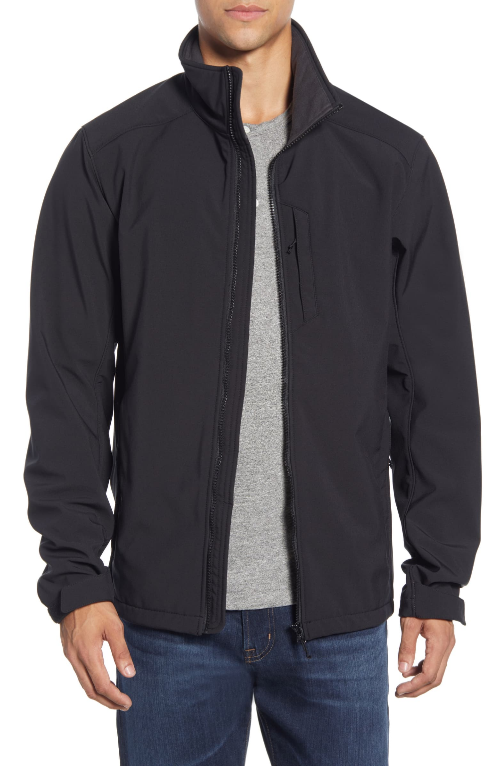 Helly Hansen Paramount Water Resistant Softshell Jacket in