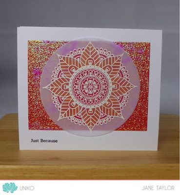 Uniko: Marvellous Mehndi by Purplejet Loves Crafts: