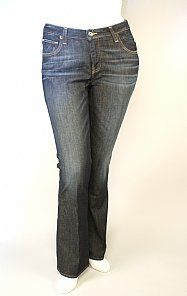 Pittsburgh Jeans Co has started an online Plus store for women who want designer jeans that fit their curvy body types. They even do custom alterations for only thirty dollars! Perfect!!! (Shown are Lucky Brand Ginger Bootcut Jeans for $119)