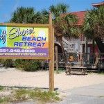 Great place for a church  or youth retreat at the beach!  Only $30 per night per person.