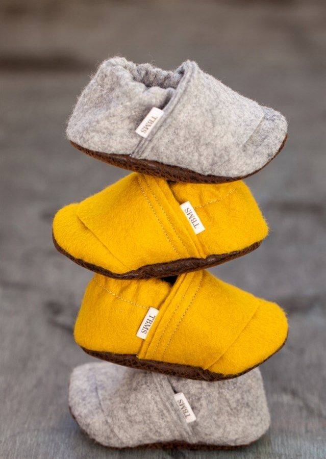 Looking for trendy, comfortable moccasins guaranteed to stay on your baby or toddler's feet? These one-of-a-kind, handmade moccasins are head-turners that can be paired with any outfit your babe or tot has.