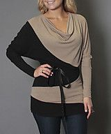 $30 Color block top with self sash
