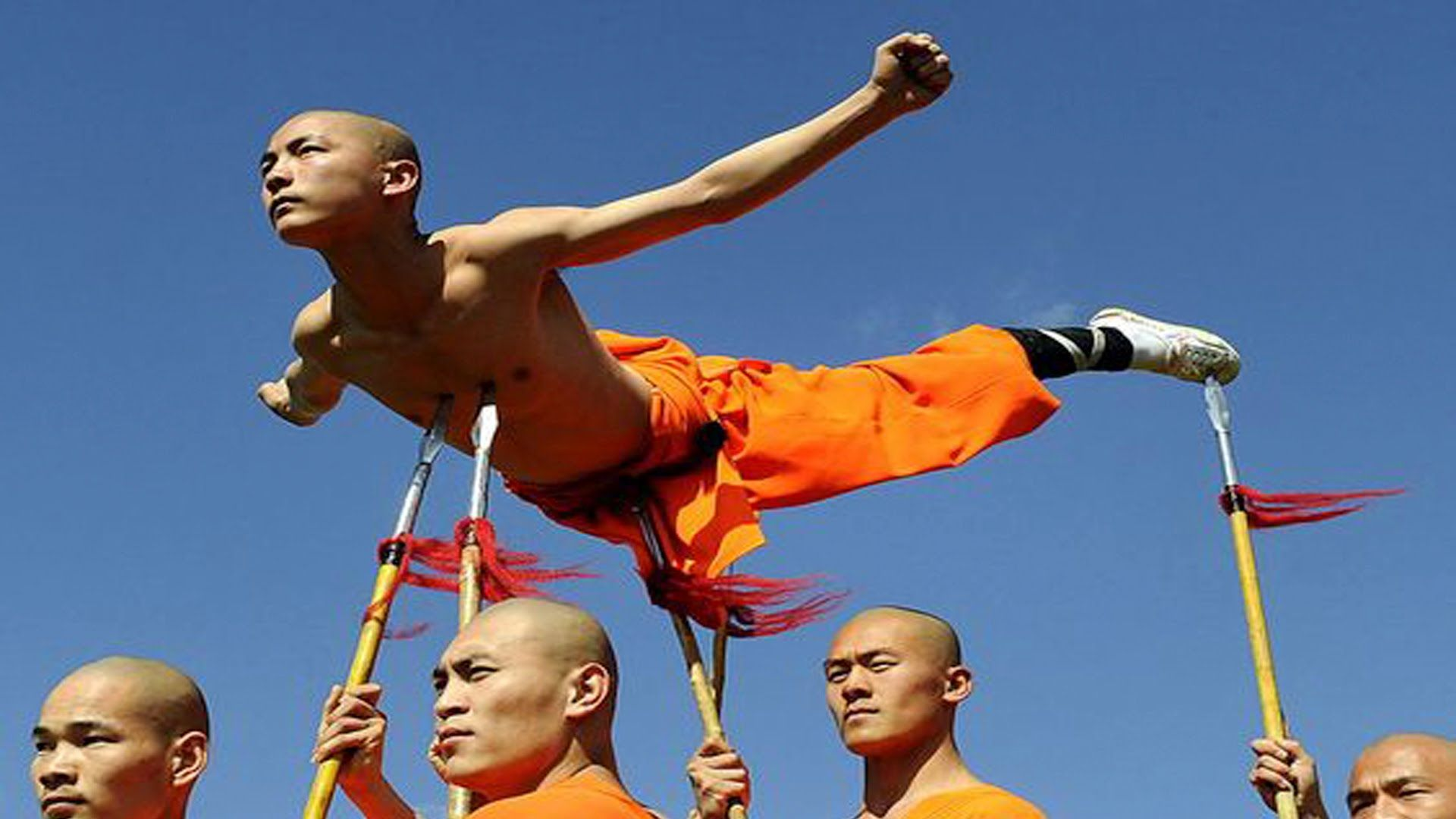 Шаолин Кунгфу легендата на Китай (With images