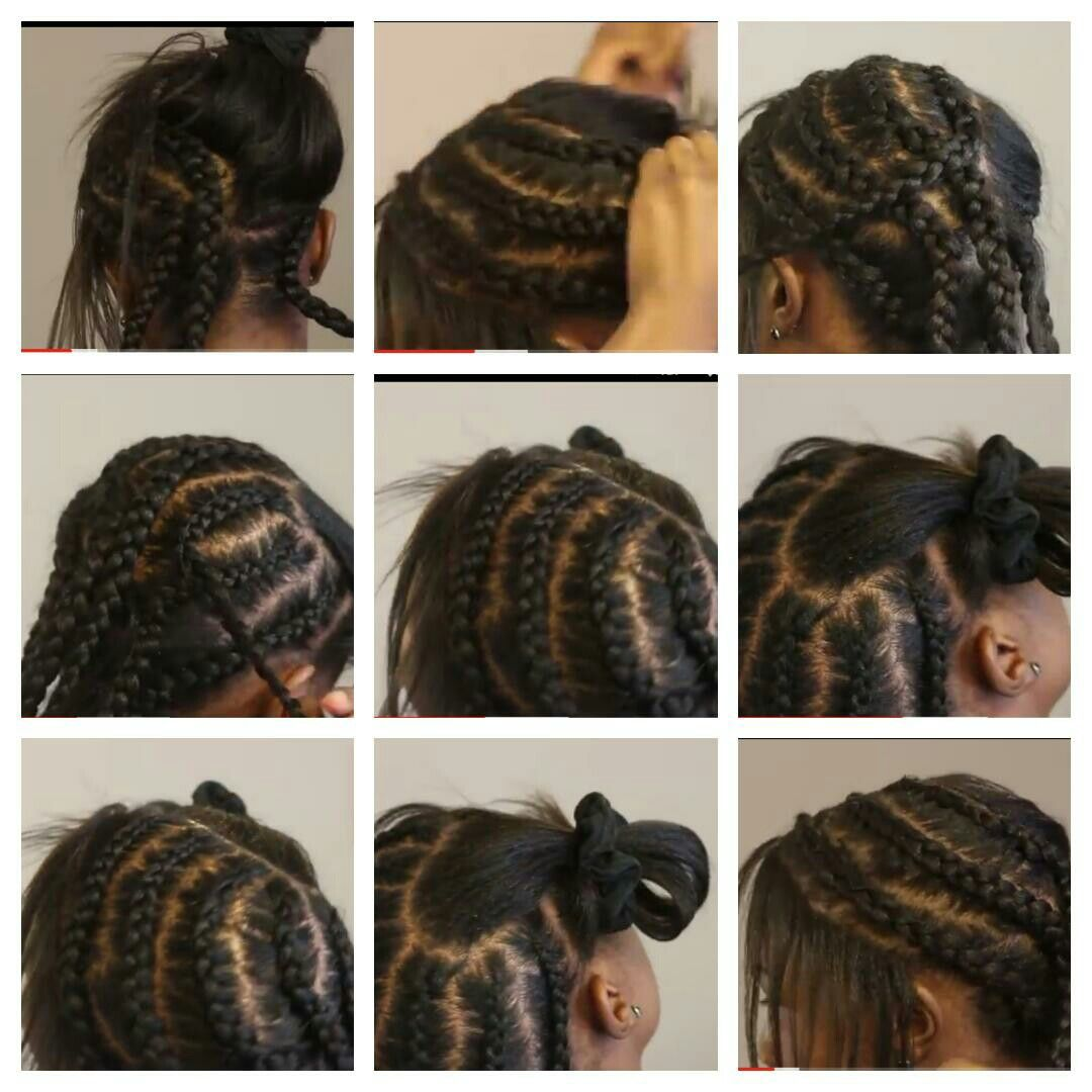 DIY Weave Braid Pattern Hair Pinterest Braid Patterns And - Diy braid pattern