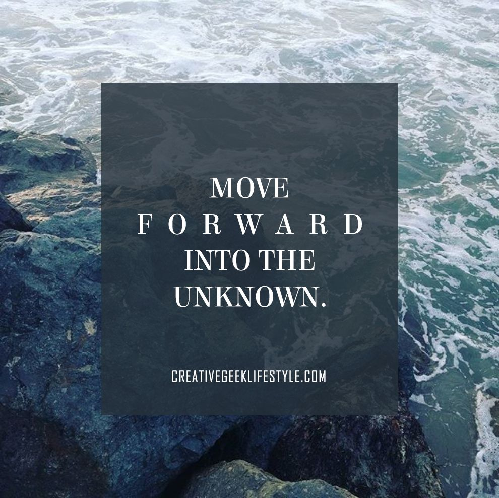 Don T Look Back Just Move Forward Take Charge Of Your Life And
