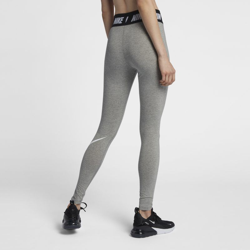 4c6fe1fafa Nike Sportswear Club Women's High-Rise Leggings - Grey in 2019 ...