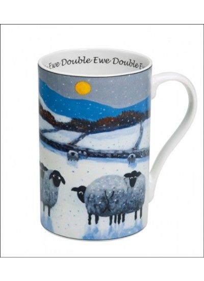 Thomas Joseph Sheep Coffee Mug @ Paradise Fibers