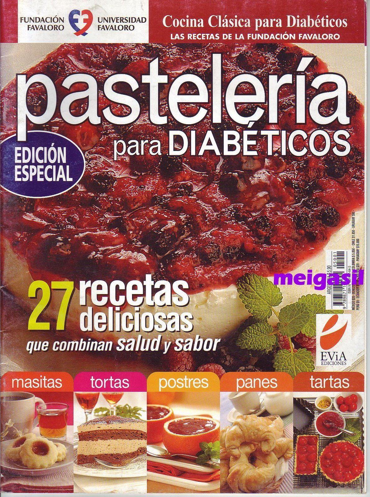recetas de la fundación favaloro diabetes tipo