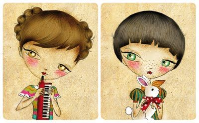 Ilustrations by #Lali_Blue 2