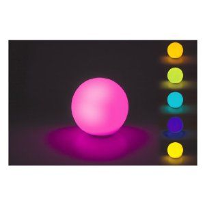 Baby play colour changing mood orb led light waterproof bath baby play colour changing mood orb led light waterproof bath pond aloadofball Image collections