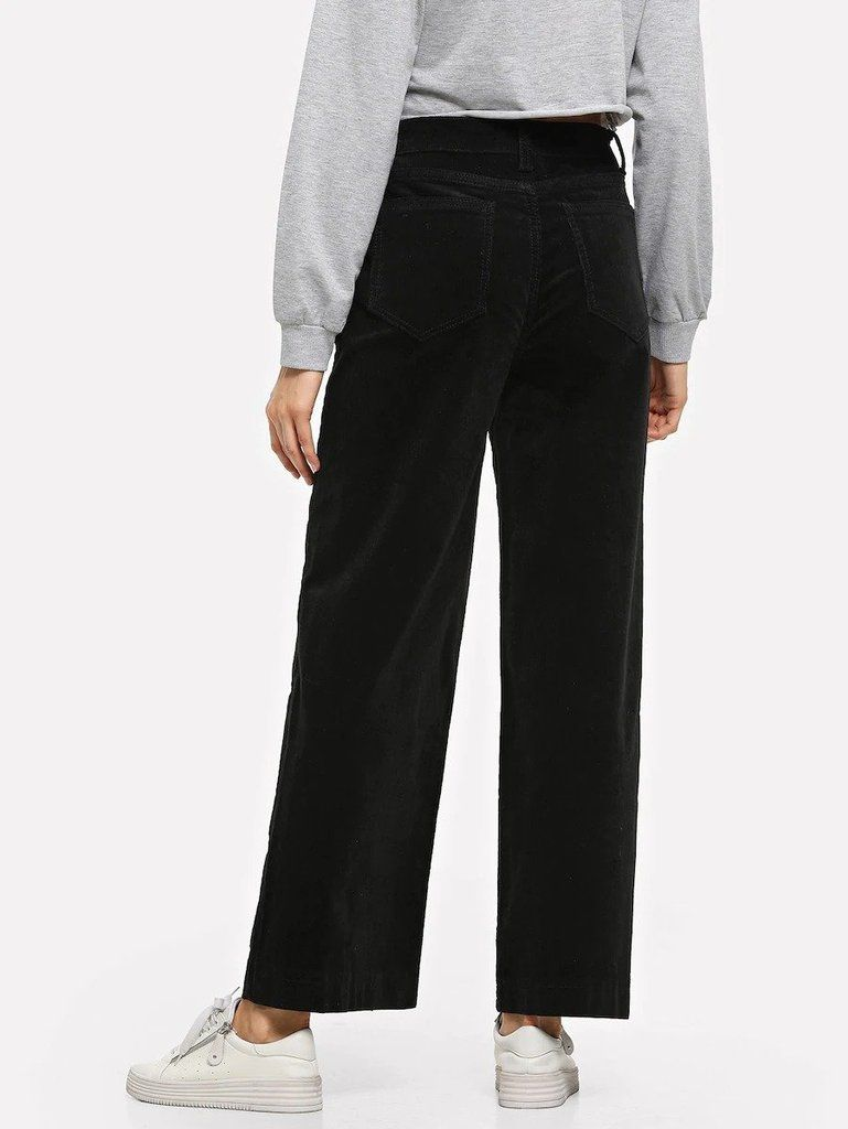 Photo of Corduroy Wide Leg Pants