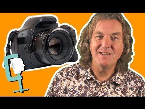 How do digital cameras work? | James May Q&A