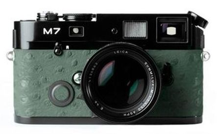 Leica : Leica M7 Xinhai Revolution limited edition launched in China