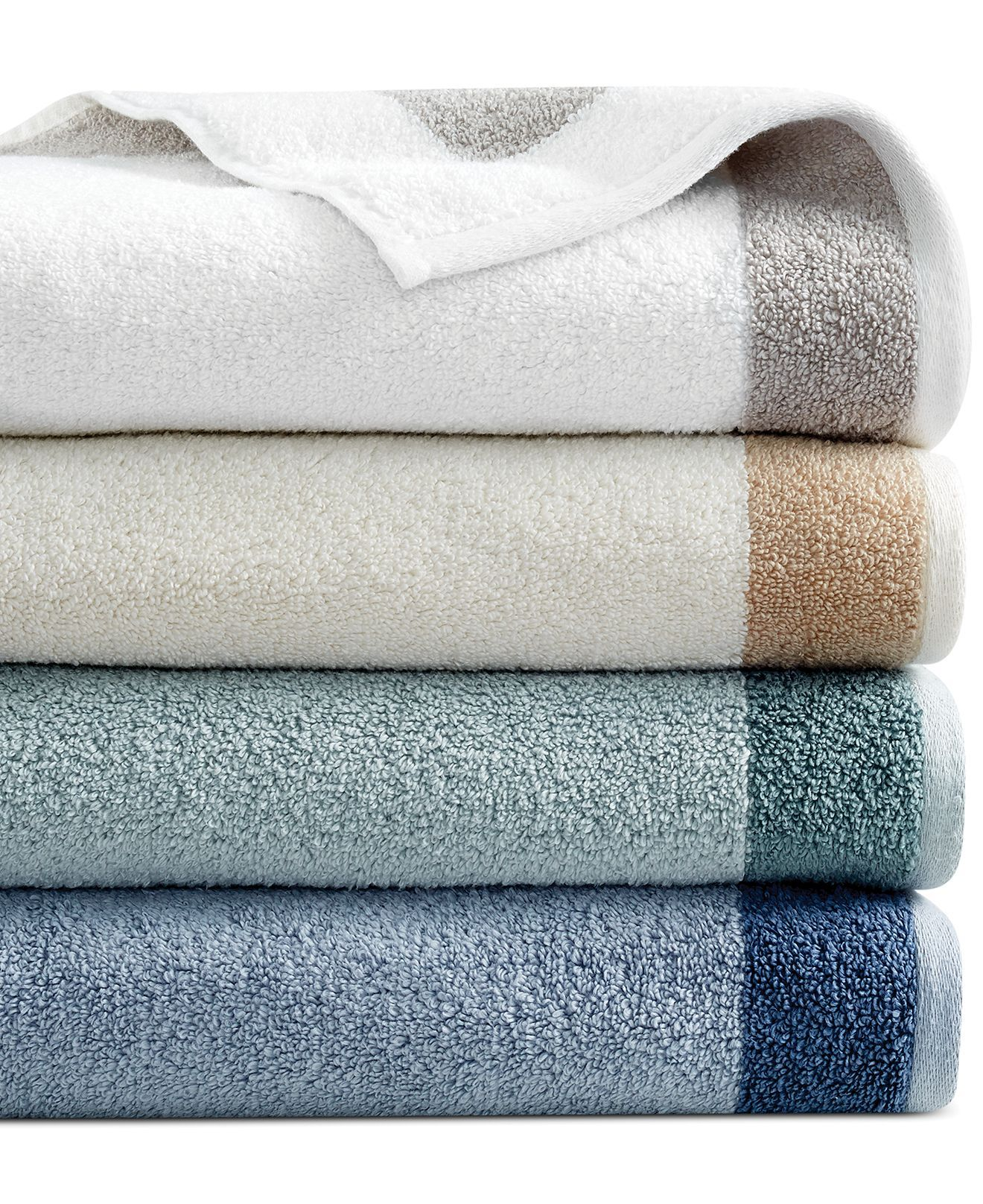 Hotel Collection Reversible Bath Towel