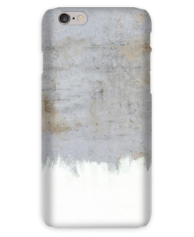 Concrete Style as iPhone 6s Case by cafelab | JUNIQE