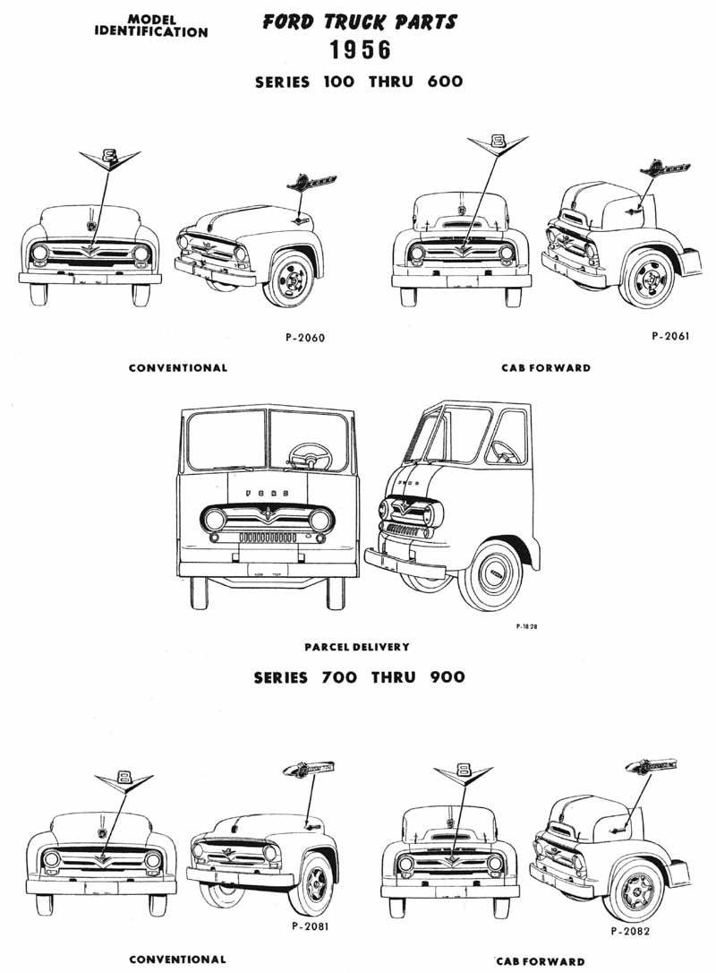 1956 ford trucks blueprints pinterest ford trucks ford and 1956 ford trucks malvernweather Images