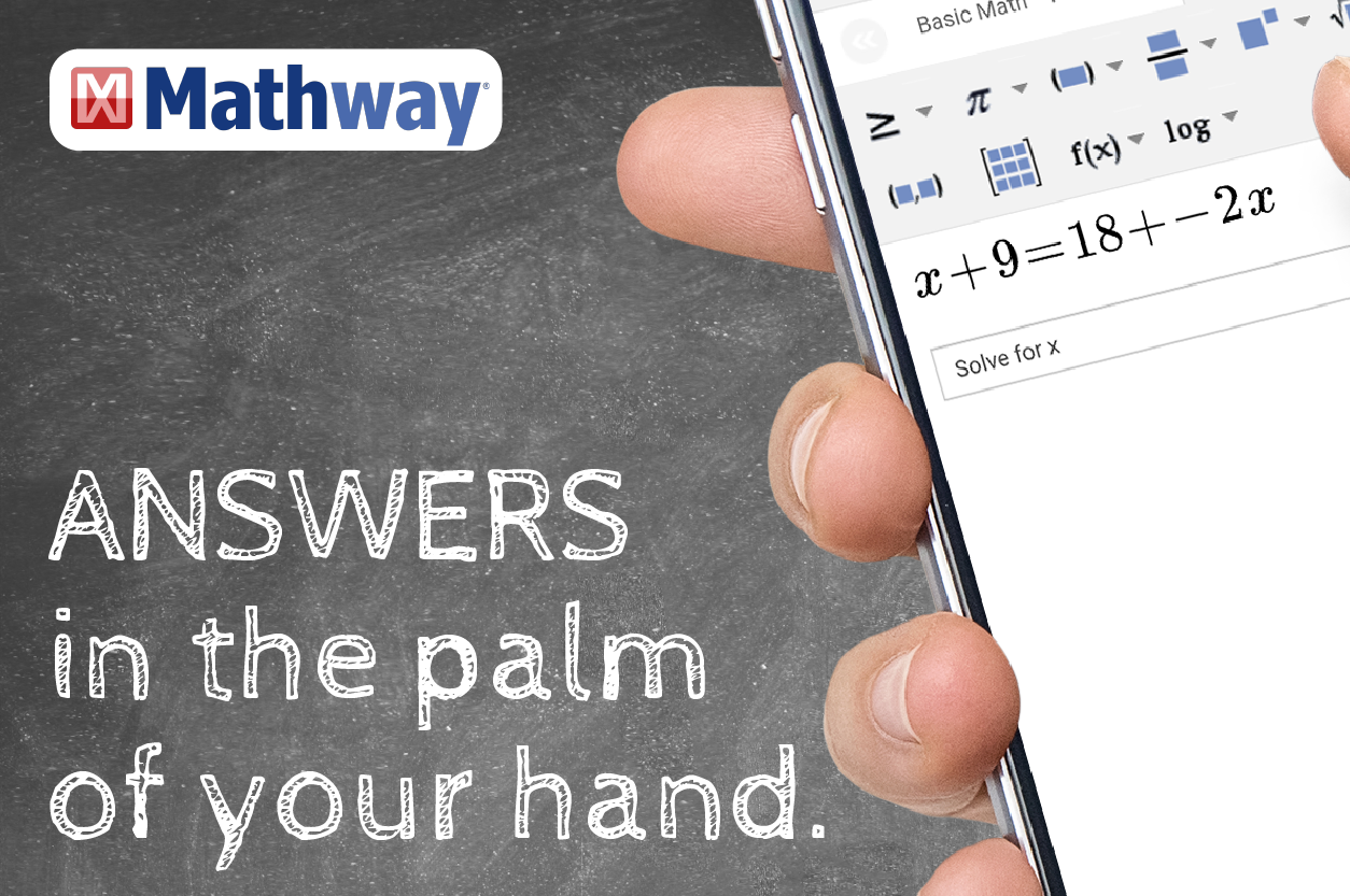 app like mathway that shows work