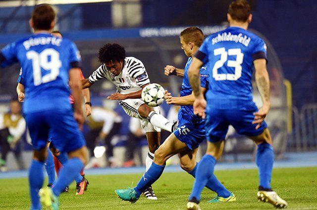 Dove Vedere Juventus Dinamo Zagabria Diretta Tv Video Streaming Gratis Online Anche Rojadirecta In Chiaro Su Canale 5 Calcio D Ini Zagabria Juventus Calcio