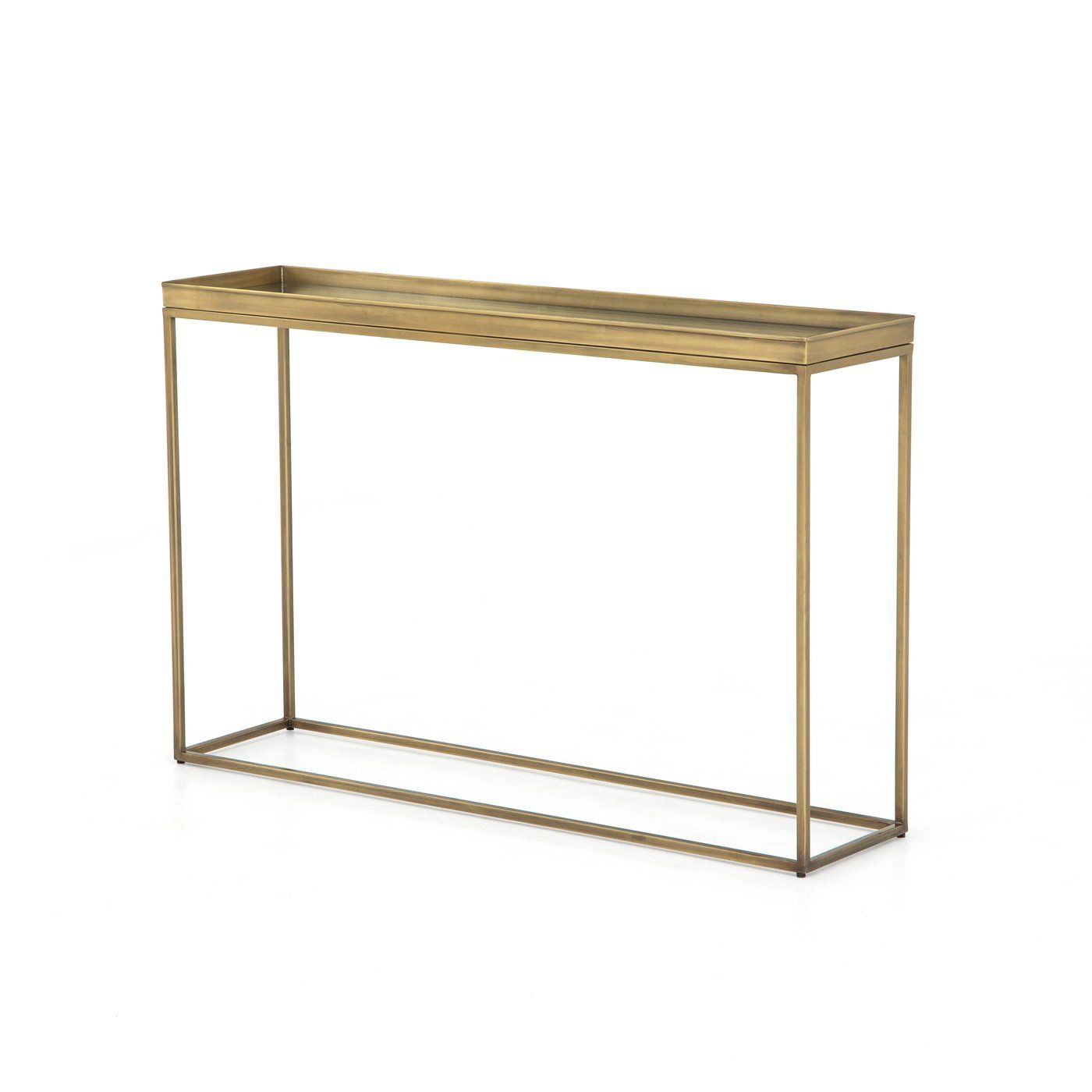Phoebe Console Table In 2021 Brass Console Table Console Table Dining Table Chairs [ 1400 x 1400 Pixel ]