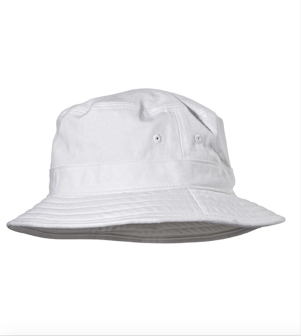 White Bucket Hat Hats For Men Ice Blue Hats