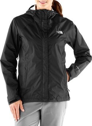 ... coupon the north face womens venture rain jacket tnf black xl 034af  04788 4dd166674