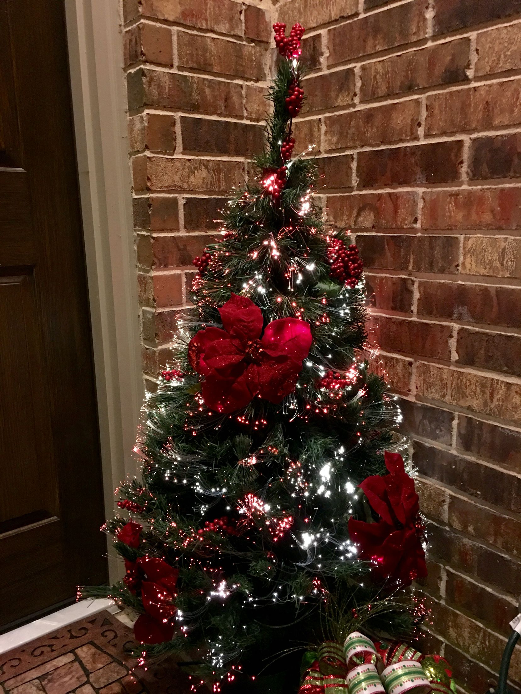 I have had this fiber optic tree since the 90\'s. This year I ...
