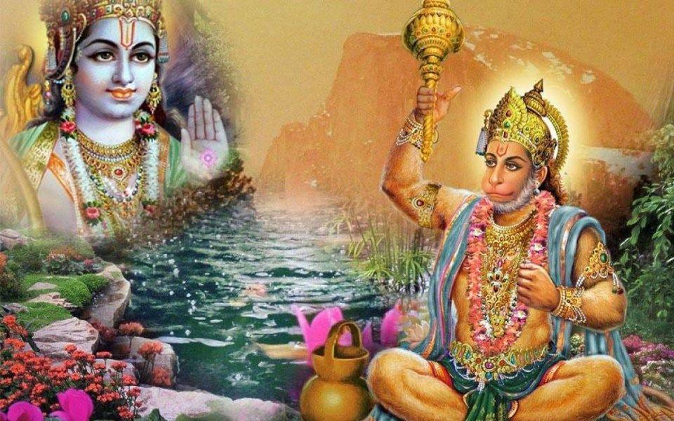 Hanuman Ji Ram Ji Wallpapers Bajrang Bali Images Hanuman Wallpaper Hanuman Beautiful Wallpaper Hd