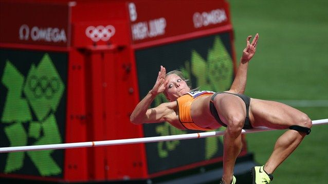 London 2012 Photos Best Olympic Photos Highlights Vrouwelijke Atleten Sportfotografie Atletiek