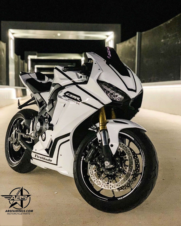 White And Black Design 2017 Cbr1000rr Super Bikes Motorcycle