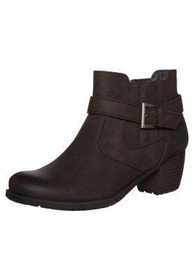 Støvletter - brun