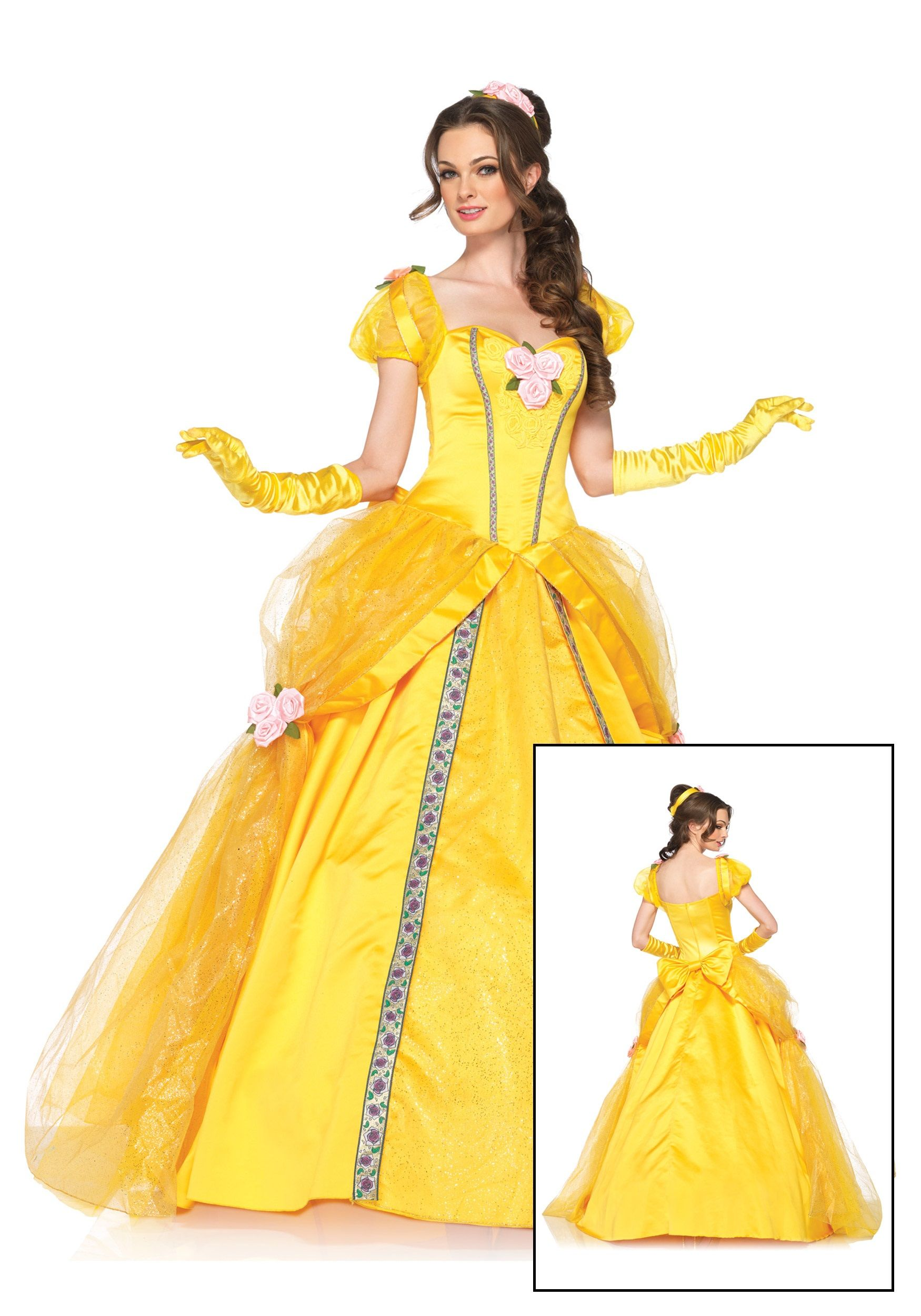 Belle Disney | Womens Disney Deluxe Belle Costume