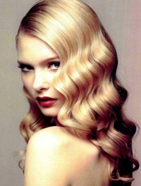 Wellen Frisur Selber Machen Http Stylehaare Info 249 Wellen Frisur Selber Machen Html Trends2017 Frisure Vintage Frisuren Wellige Frisuren Frisuren Lang
