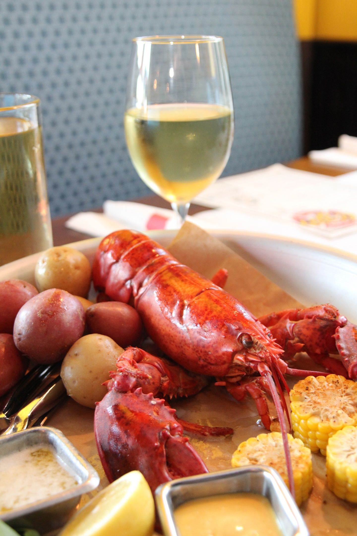 We Often Have Lobster Specials At Coldbrews Oyster Bar Visit Online For Specials Http Www Coldbrewsgrill Com Entertainment Php Coldbrewsgri Food Eat Yummy