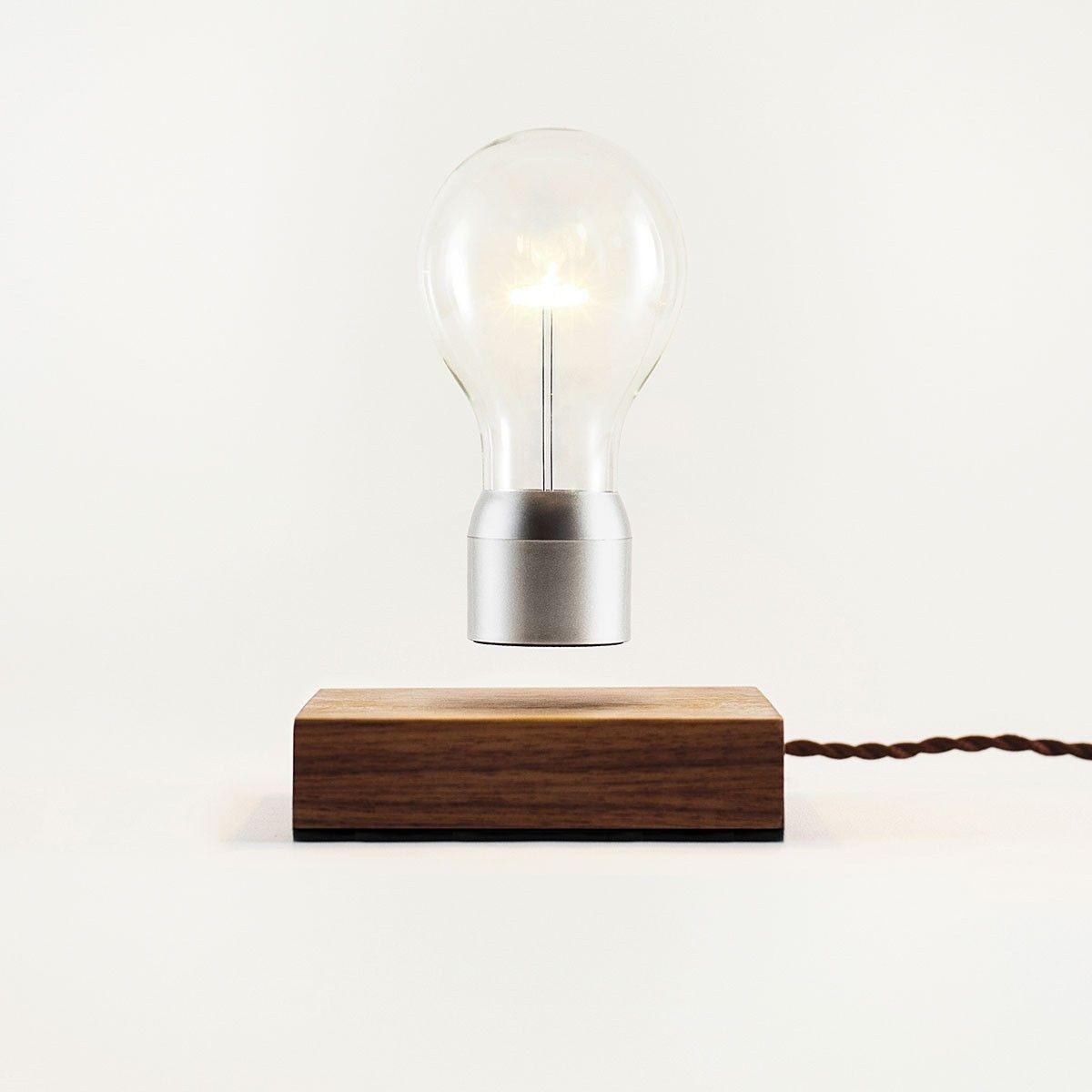 Lampe en lévitation Flyte Manhattan Véritable révolution luminaire