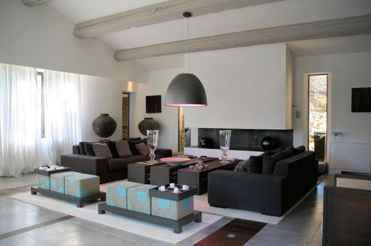 Photo Decoration Interieur Salon Design