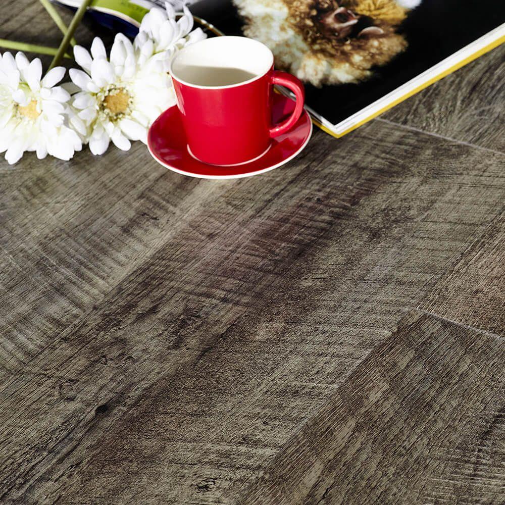 castle oak wood effect luxury vinyl flooring moduleo