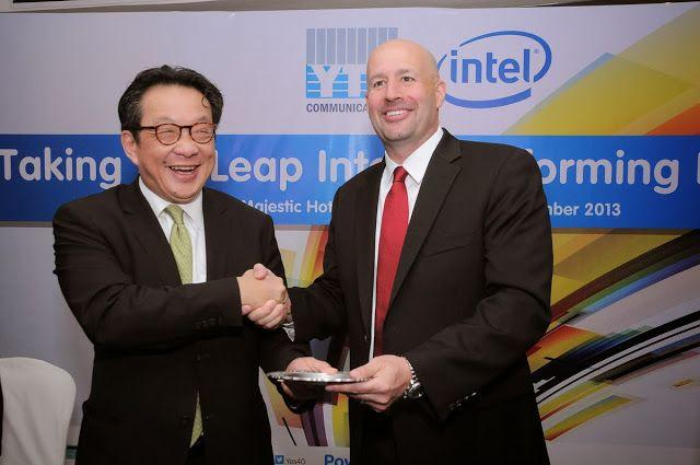 Ytl Comms  U0026 Intel Malaysia Collaborate To Help Improve