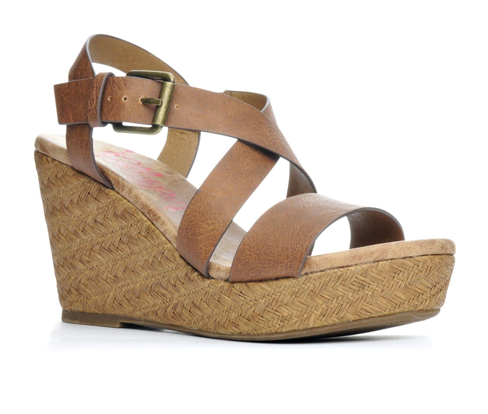 e93e8d9883a7 Women s Jellypop Tahoe Platform Wedge Sandals