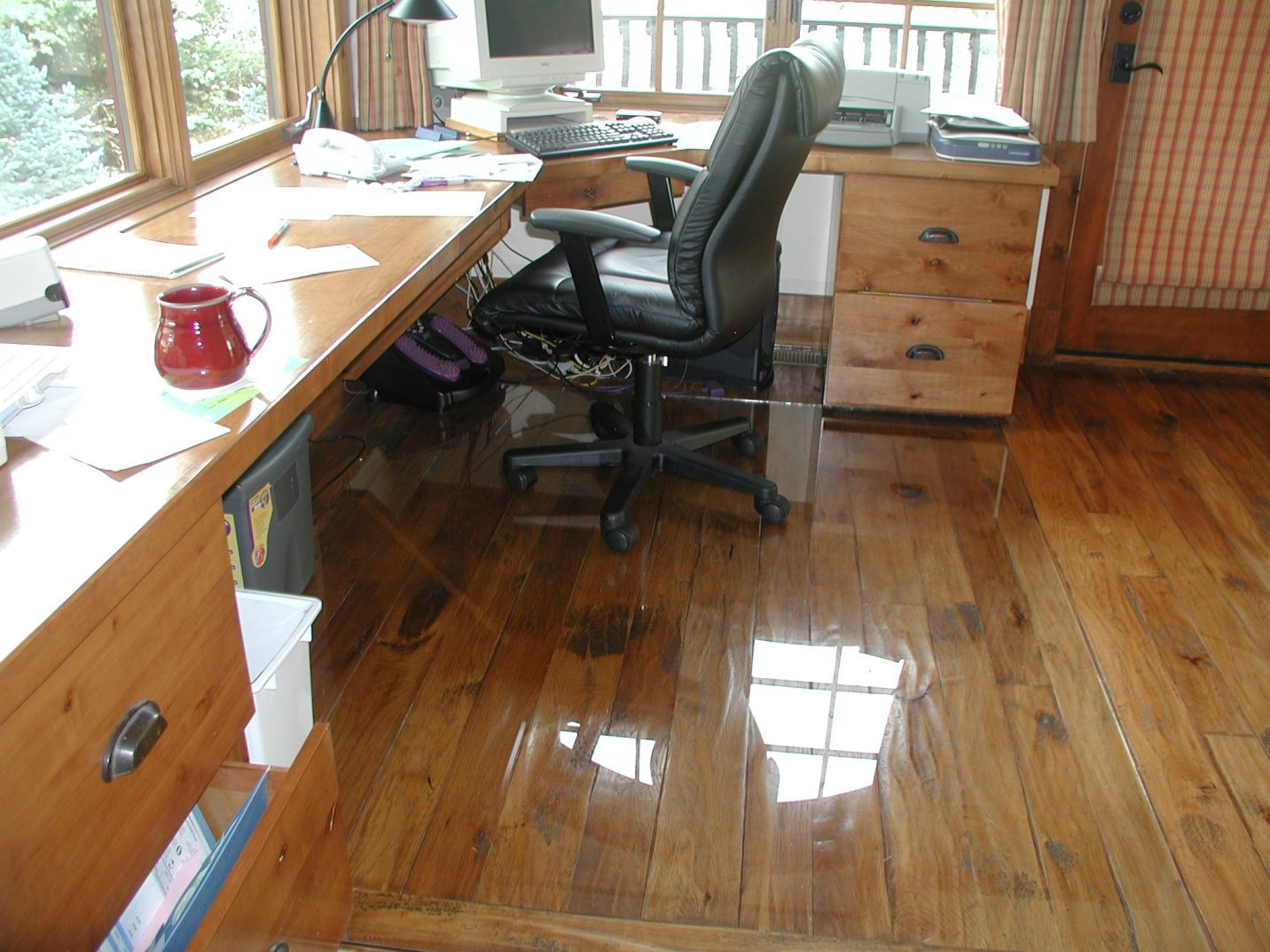 Office Desk Chair Floor Mats Modern
