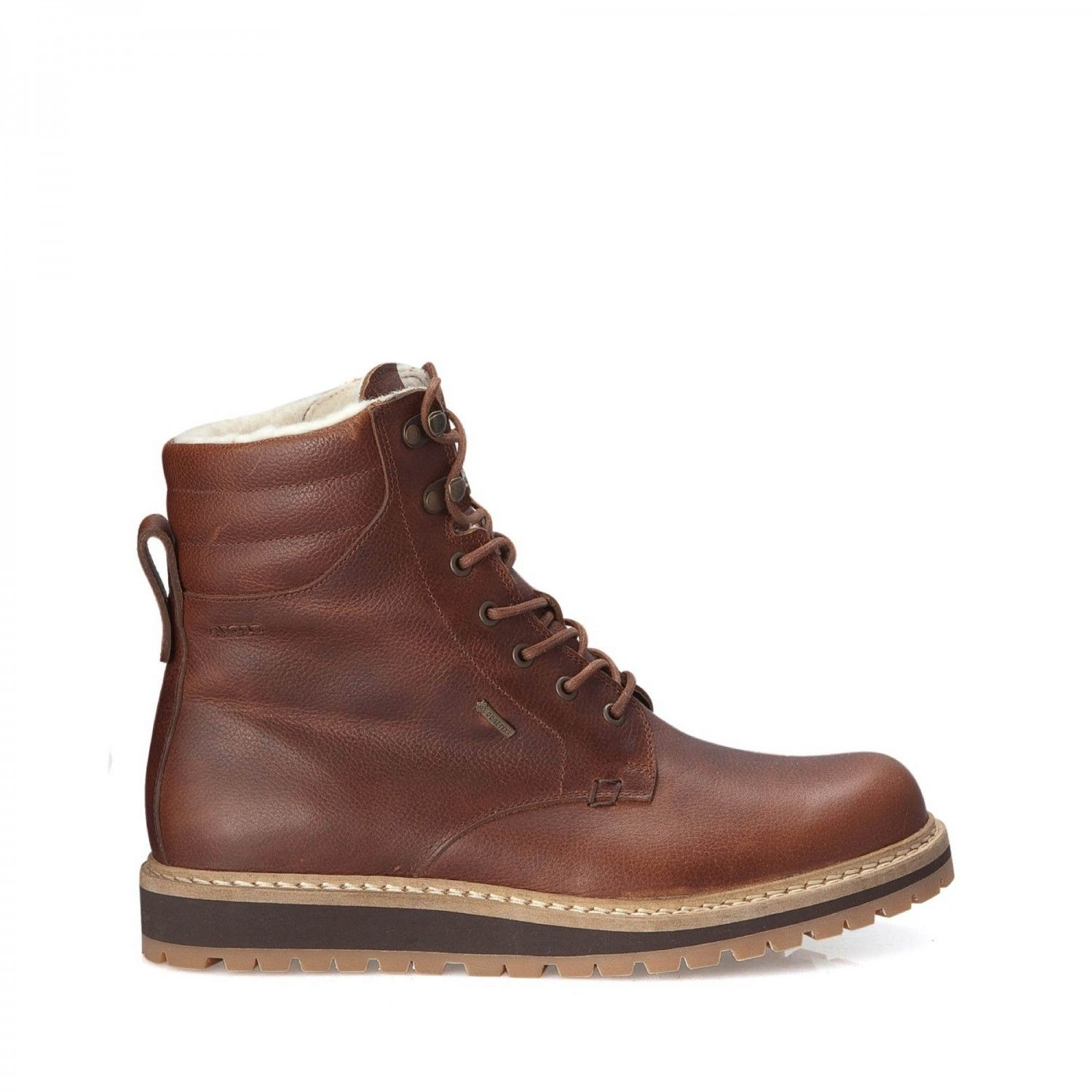 Shoes MAN BROWN HAWLEY - AIGLE