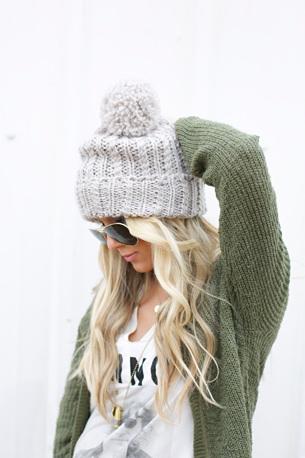 0af5b2ed49c Ябнадела - мода и стиль Knit Beanie