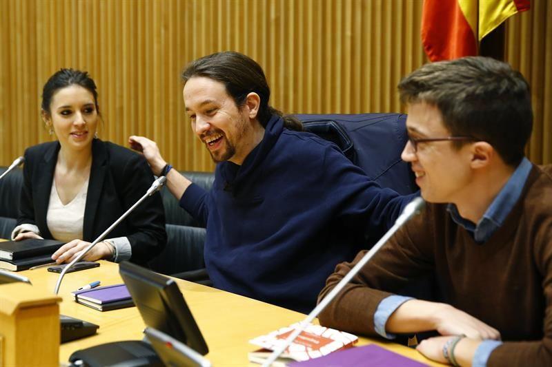 "Iglesias a Sánchez: ""Si voy a ser su vicepresidente deberíamos reunirnos con más frecuencia"" https://t.co/0LMb1GN8Ip #España"
