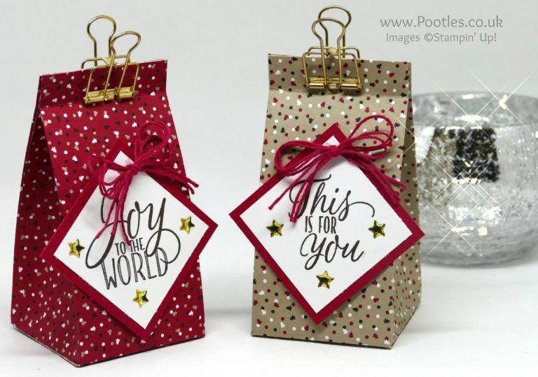 Pootles Advent Countdown 2016 Table Favours