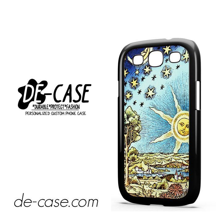 Earth Is Not Round DEAL-3786 Samsung Phonecase Cover For Samsung Galaxy S3 / S3 Mini
