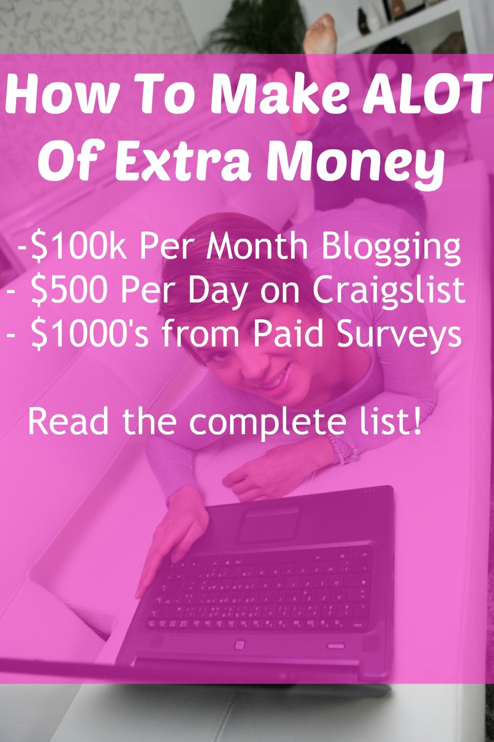 Learn How to Make 300 Dollars Fast Online! 100 Ways to
