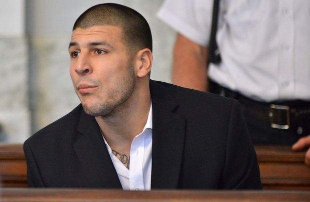 Aaron Hernandez indicted on first-degree murder charge
