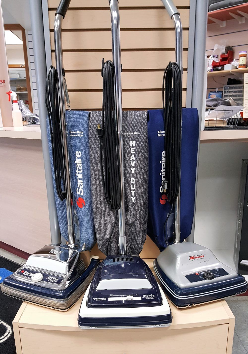 Used Vacuums For Sale